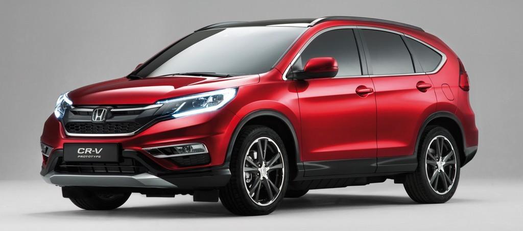 De Nieuwe Honda CR-V