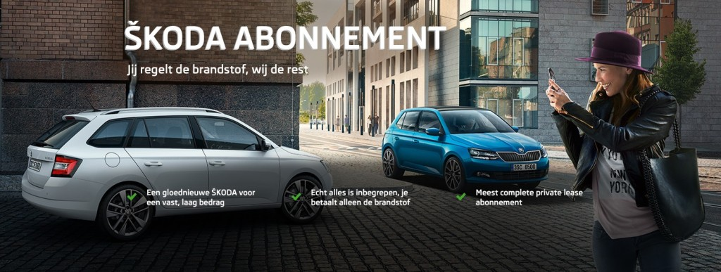 Private-lease Voorraad Actie