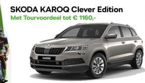 Skoda Karoq Clever Edition