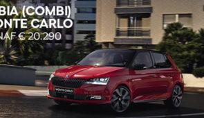 Fabia Monte Carlo   Profiteer nu van € 1.300 voordeel