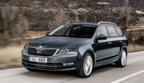 Skoda Octavia Business Upgrade