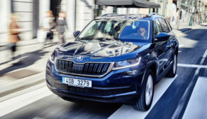 Skoda Kodiaq Business Edition
