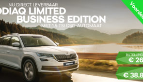 ŠKODA KODIAQ LIMITED BUSINESS EDITION