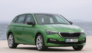Skoda Scala Private Lease actie
