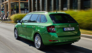 Skoda Private Lease actie